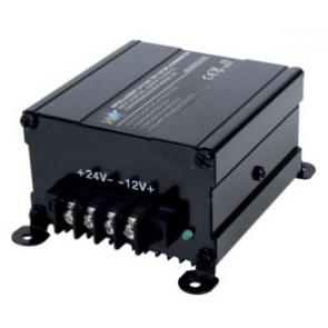 Converter from 24V to 12V DC