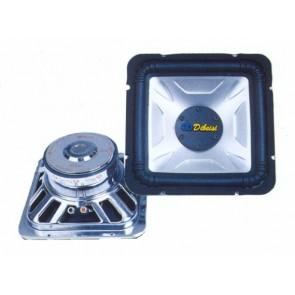 Square Mounting Speaker 4 Ohm 250x250 mm