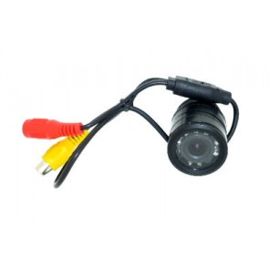 Reverse camera for vehicles