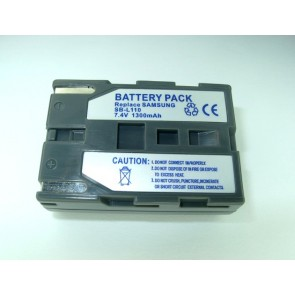 Battery for digital cameras Samsung ( SB-L110A, SB-L160, SB-L320