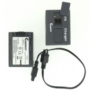 Battery for digital cameras Sony ( NP-FH70 )