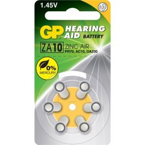 ZA10 - for Hearing aid