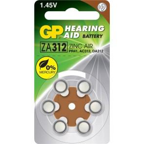 ZA312 - for Hearing aid