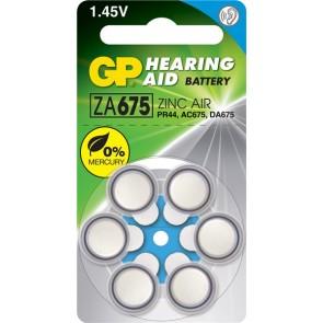 ZA675 - for Hearing aid