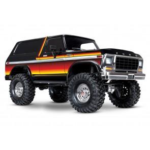 Traxxas electro TRX-4 Bronco