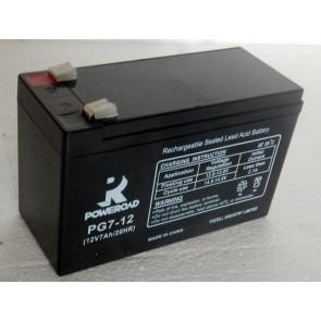 Gel Deep Cycle VRLA battery 12V 7 Ah