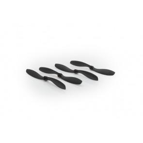 Propeller-set (black, 4 pcs.) - Gravit Dark Vision