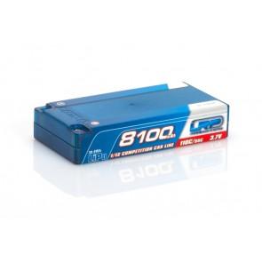 LRP 8100 - 1/12 1S - 110C/55C - 3.7 LiPo - 1/12 Competition Car Line Hardcase