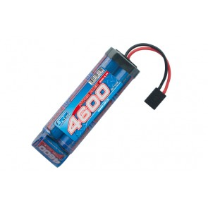 LRP Hyper Pack 4600 - 8.4V - 7-cell Straight NiMH Stickpack with Traxxas TRX plug