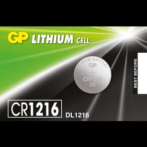 Button battery CR1216