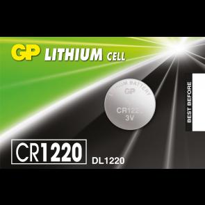 Button battery CR1220