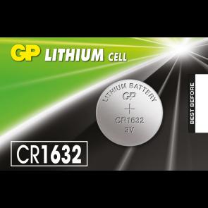 Button battery CR1632