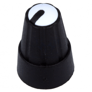 Knob for potentiometer 6mm