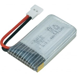 Li-Po battery 3,7V 380mAh