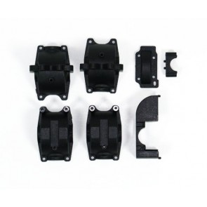 Helion gear covers and boxes