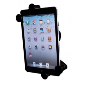 Universal vacum grip tablet holder