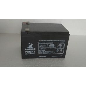 Gel Deep Cycle VRLA battery 12V 12 Ah