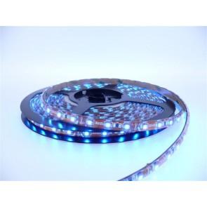 Blue LED strip flexible waterproof