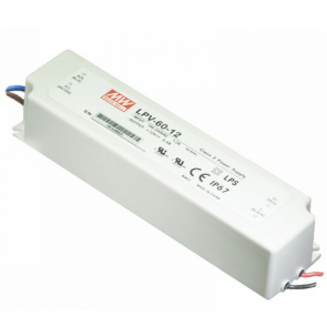 MeanWell power supply 12V 60W