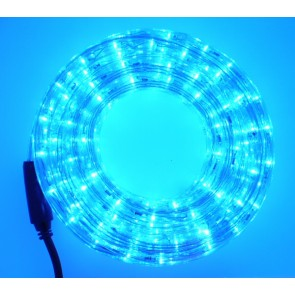 LED rope, BLUE, length 6 m