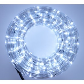LED rope, WHITE, length 6 m