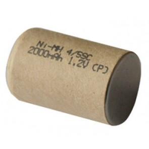 Industrijska baterija 4/5SC 2000mAh NiMh