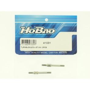 HoBao turnbuckle 3 x 37mm