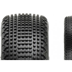 PROLINE 'LOCKDOWN' M3 SOFT 1/8 BUGGY TYRES W/CLOSED CELL