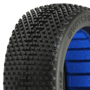 PROLINE 'SWITCHBLADE' M4 S-S 1/8 BUGGY TYRES W/CLOSED CELL