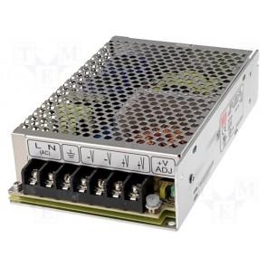 Power supply 24V 100W (rail)