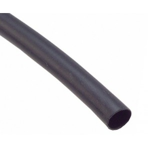 Heat Shrinkable Tube Ø 1,5 mm BLACK