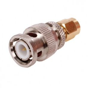 Sma adapter BNC gold plated