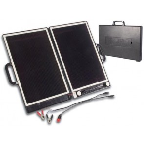 Briefcase - solar charger 12V / 13W