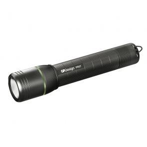 Tactical Rechargeable Flashlight GP PR57 Cree LED