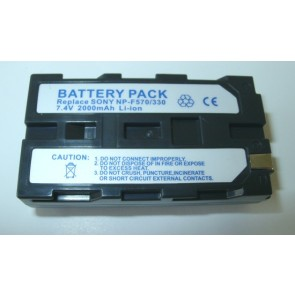 Battery for digital cameras Sony ( NP-530, NP-730, NP-930, NP-F3