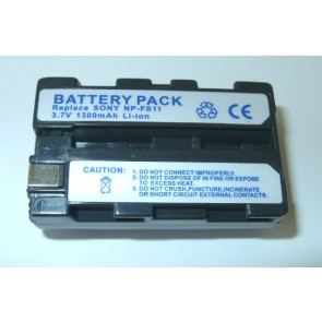 Battery for digital cameras Sony ( NP-FS10, NP-FS11, NP-FS21, NP