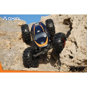 Axial XR10 1/10th Scale Electric 4WD Rock Crawler Competition Kit