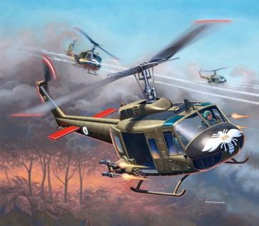 Helikopter Bell UH-1H Gunship