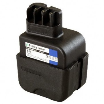 Akumulator za električno orodje Metabo - 631721 kompatibilno