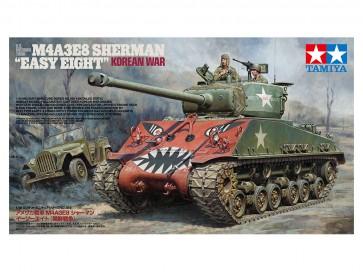 "M4A3E8 Sherman ""Easy eight"" Korejska vojna"
