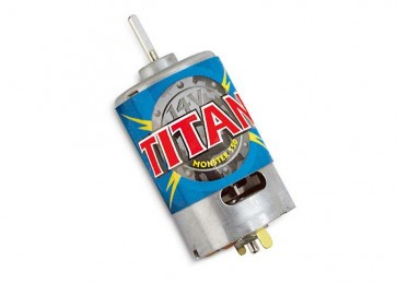 Motor, Titan 21T 550