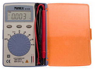Univerzalni Digitalni multimeter NI9100