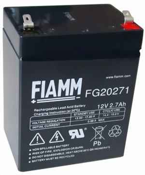 Fiamm akumulator FG20271
