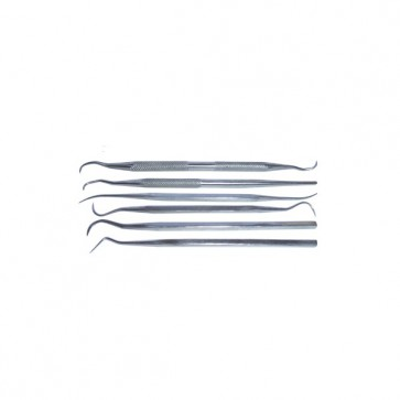 6 delni set orodja za finomehanike