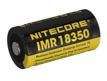 Nitecore IMR18350 Li-Ion 3.7V