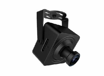 Miniatrurna visokoločljivostna IP kamera z vgrajenim SD snemalnikom in 2.8mm lečo