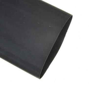 ČRNA termo skrčljiva cev z lepilom in dvojno debelino stene Ø 38,1 mm