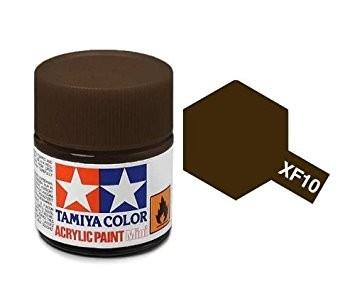 Flat brown