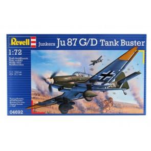 Junkers Ju87 G/D Uničevalec Tankov