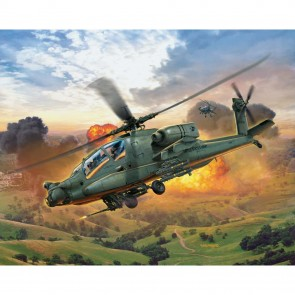 Helikopter AH-64A Apatche